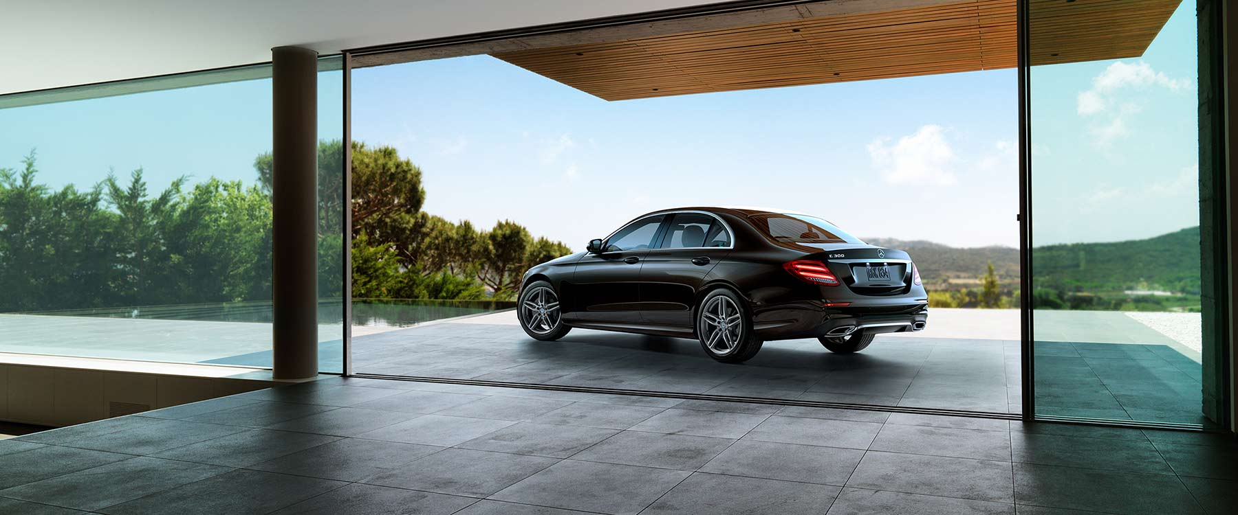2019 Mercedes-Benz E300 4MATIC