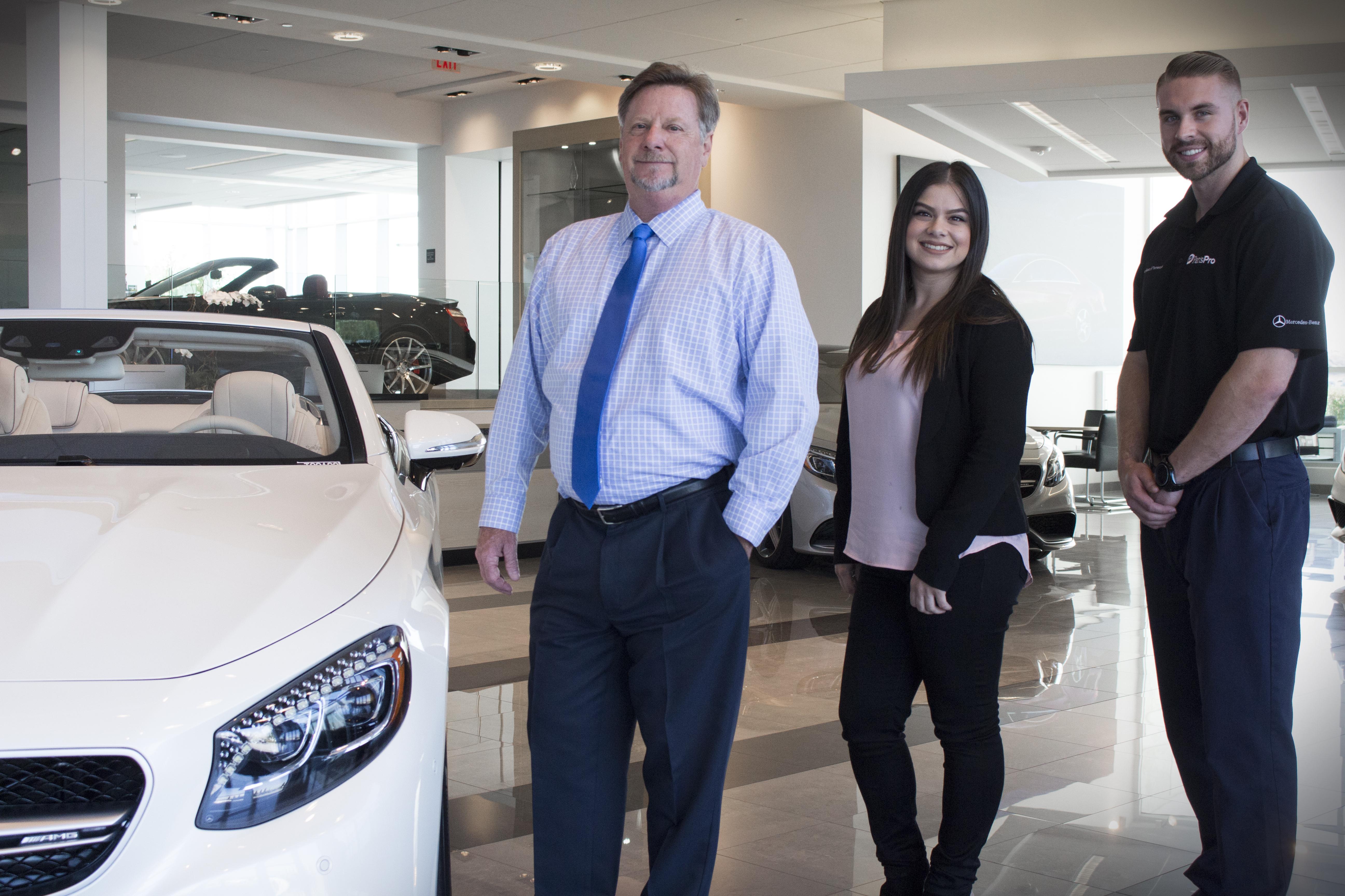 The Fletcher Jones Family | Mercedes-Benz of Temecula