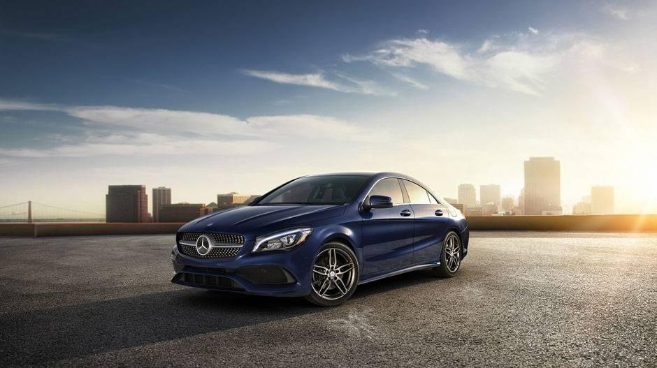 2017 Mercedes Benz CLA 250