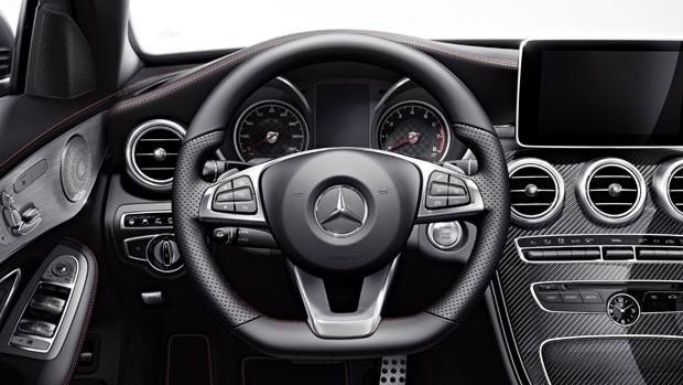 AMG C 43 Steering Wheel