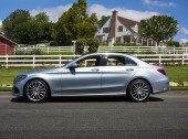 Versatility of the All-New 2017 Mercedes-Benz C-Class