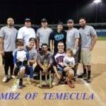 """MBZ of Temecula"" Softball Mercedes-Benz of Temecula"