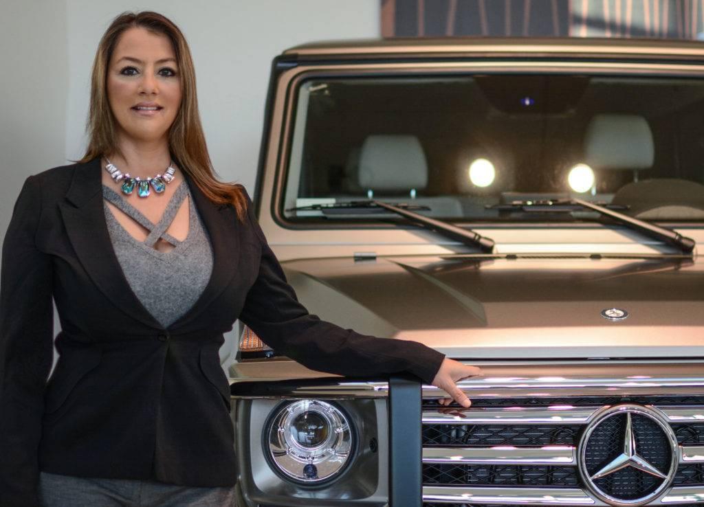 Melanie Rhoan Mercedes-Benz of Temecula