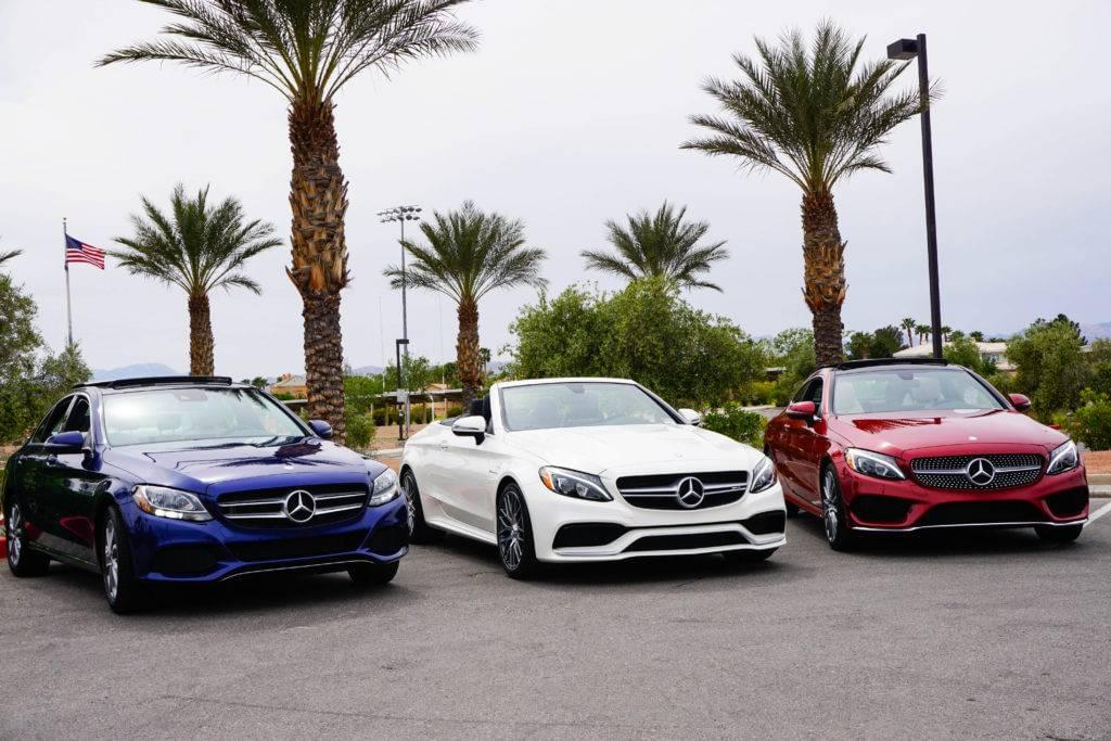 Mercedes Benz Line up