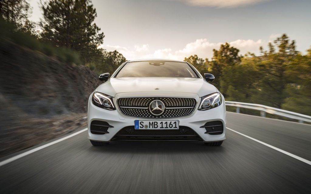 2018 mercedes benz e class coupe preview and updates for Fletcher mercedes benz