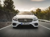 Diving into the Next Generation 2018 Mercedes-Benz E-Class Coupe