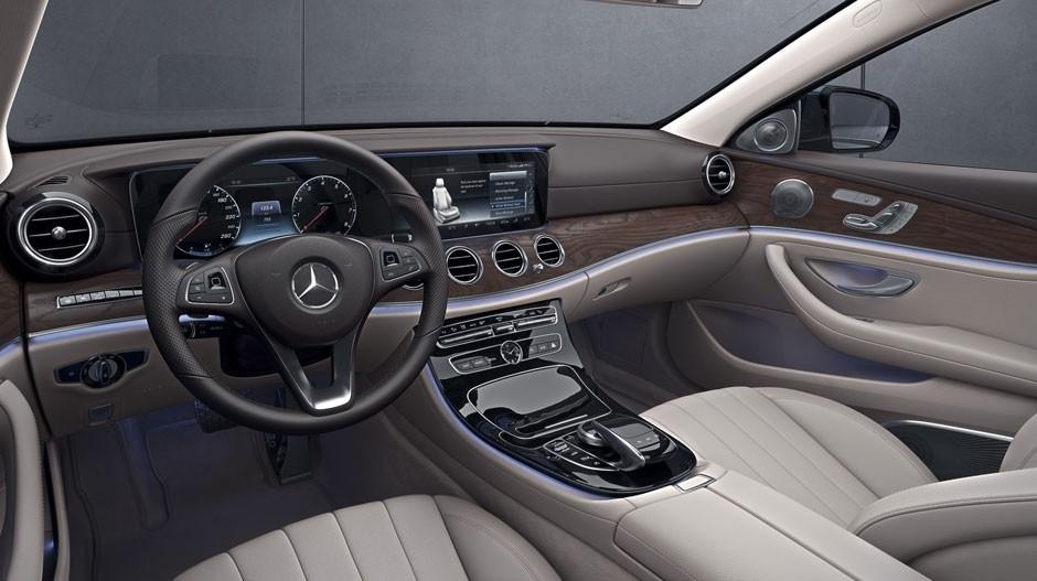 Mercedes-Benz Interior