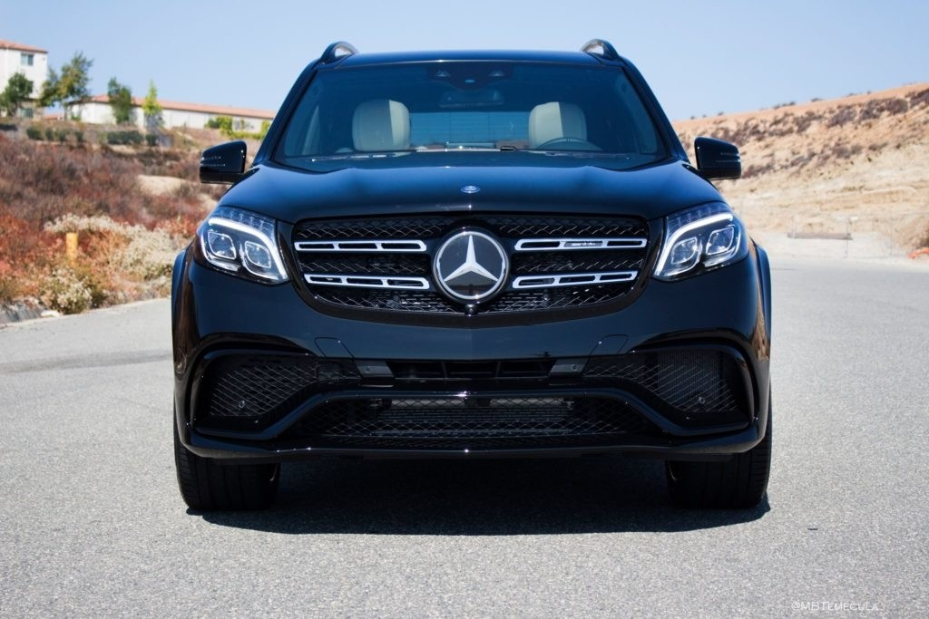 Best 3 Row Luxury Suv >> What Is The Best 7 Passenger Luxury Suv Mercedes Benz Gls Specs