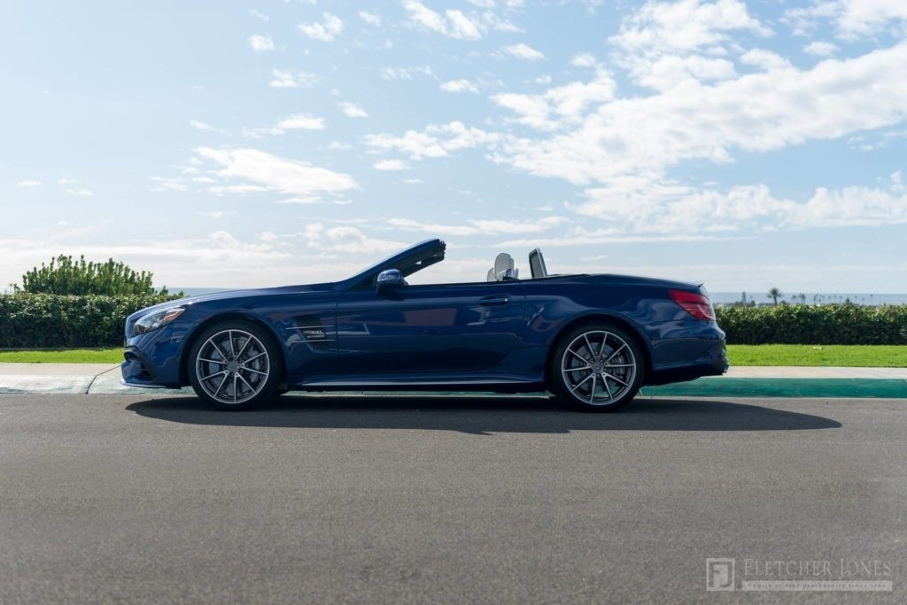 Mercedes-AMG® SL 65 Roadster