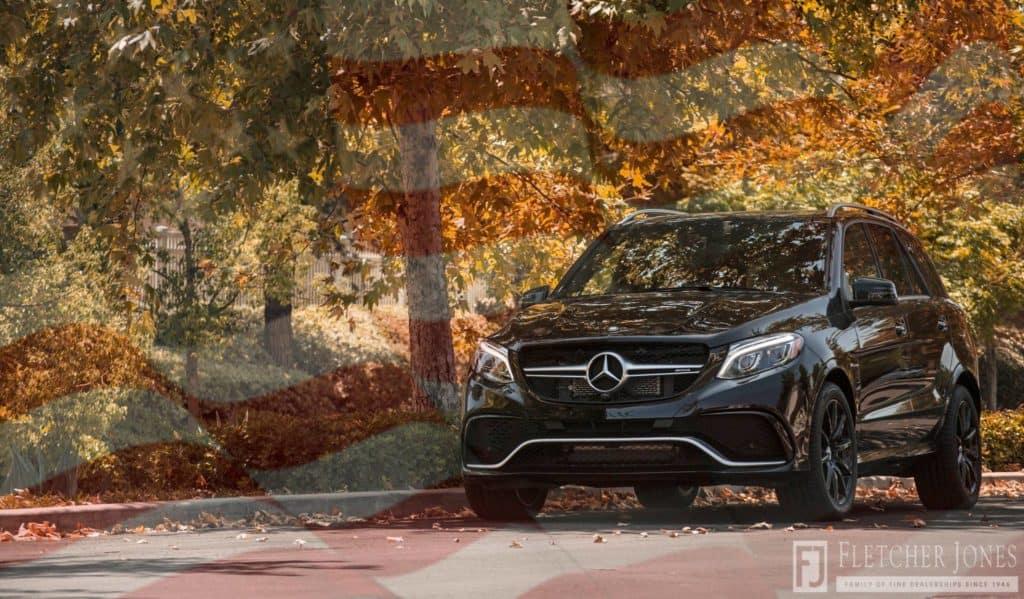 Mercedes-Benz SUV