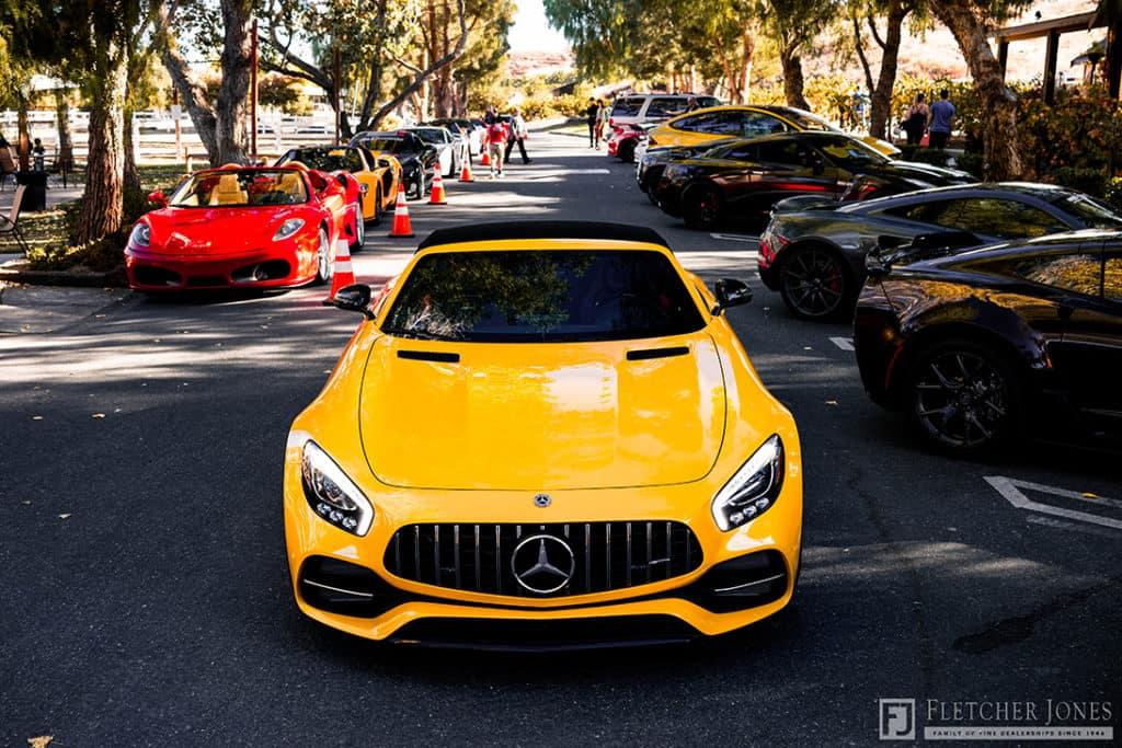 Mercedes-AMG® GT C