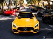 Mercedes-AMG® GT C at Exotic Car Charity Show