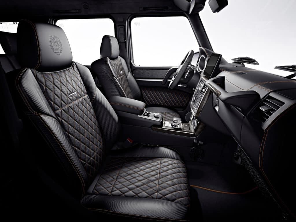 Mercedes-AMG® G 65 Final Edition