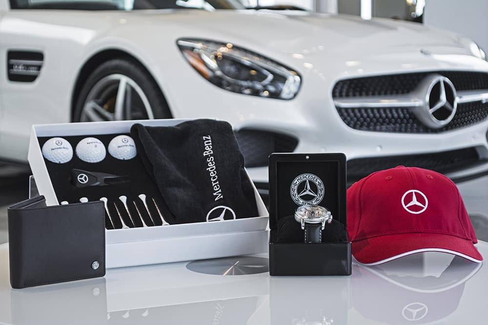 Mercedes-Benz Golf Balls & Equipment