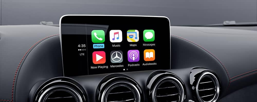 Android auto vs apple carplay mercedes benz of temecula for Mercedes benz apple carplay