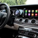 Mercedes-Benz Apple CarPlay