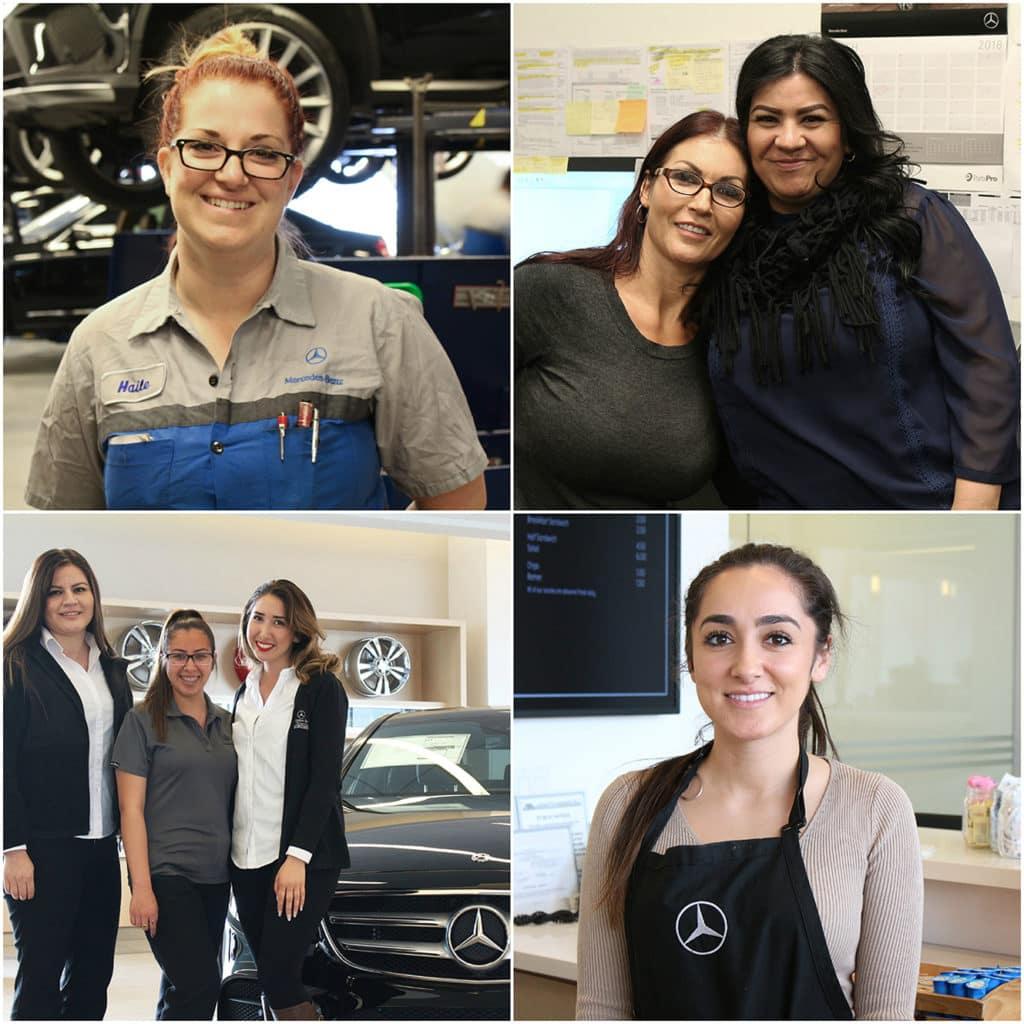 Meet international women
