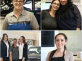 International Women's Day 2018: Meet the Women Behind the Wheel