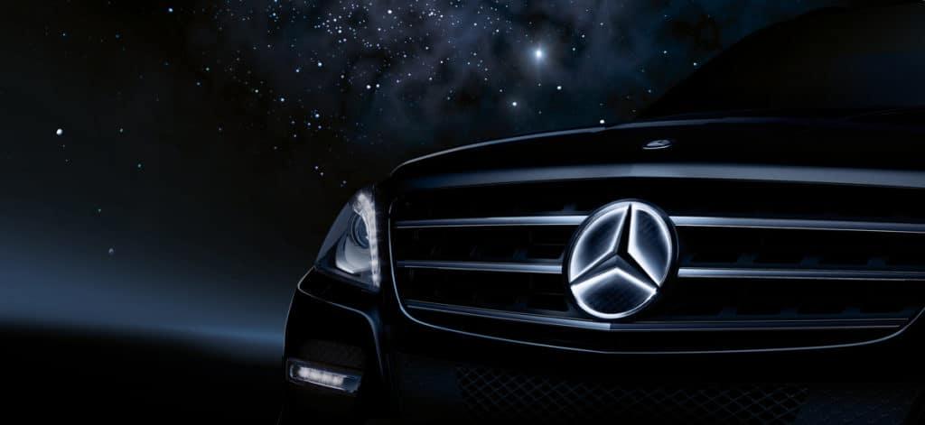 Fletcher Jones Mercedes >> Mercedes-Benz Illuminated Star: How It's Installed | MB of Temecula