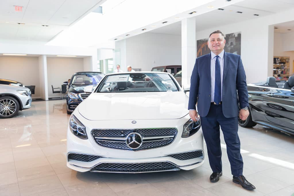 Alex Aftahi Mercedes-Benz of Temecula