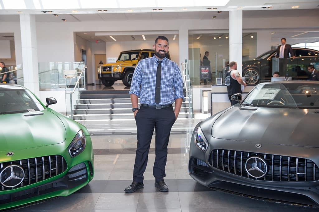 Manny Henshaw Mercedes-Benz of Temecula