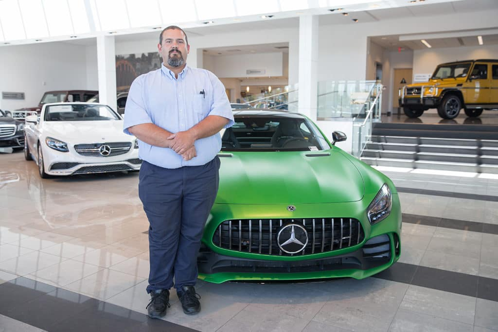 Mikel Gardner Mercedes-Benz of Temecula