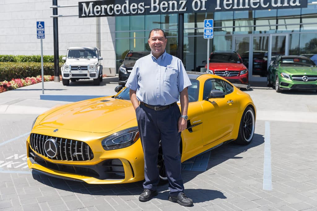 Tony Khalifeh Mercedes-Benz of Temecula