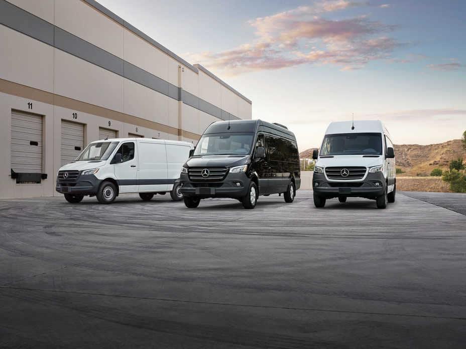2019 Sprinter Van Finance Rates