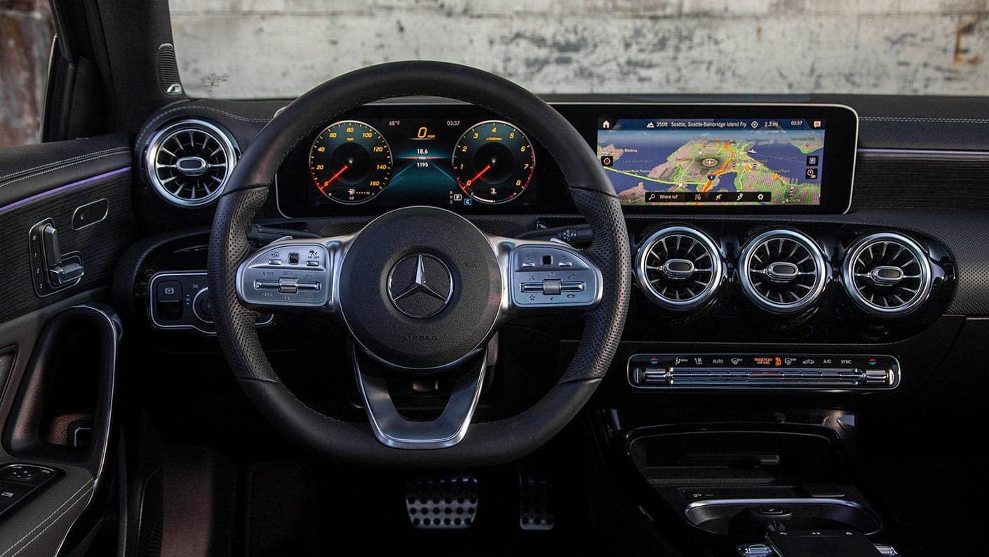 Fletcher Jones Mercedes Benz >> 2019 Mercedes-Benz A-Class Sedan | Mercedes-Benz of Temecula