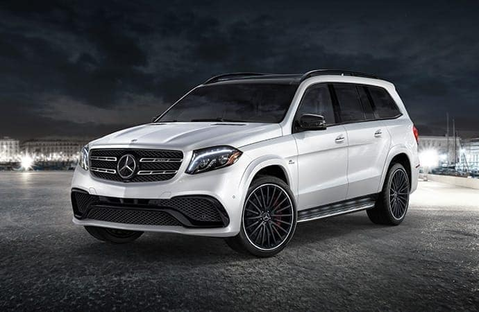 2019 Mercedes-Benz GLS