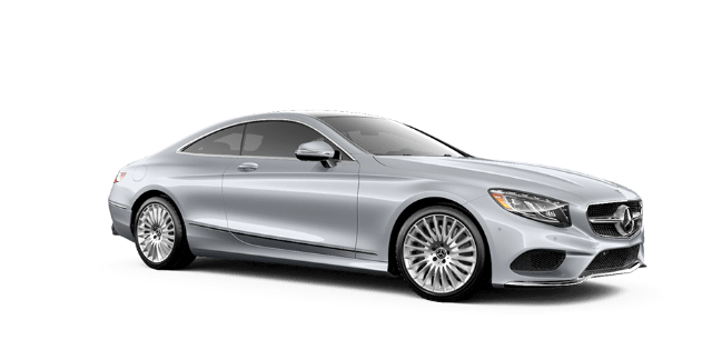 S560 COUPE