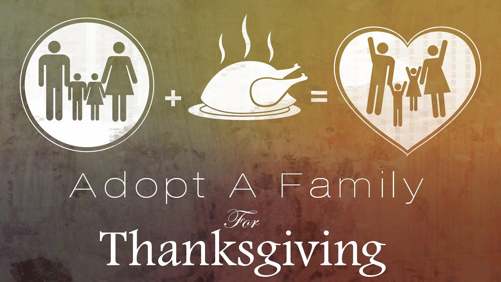 adopt a family this thanksgiving fletcher jones motorcars of fremont. Black Bedroom Furniture Sets. Home Design Ideas