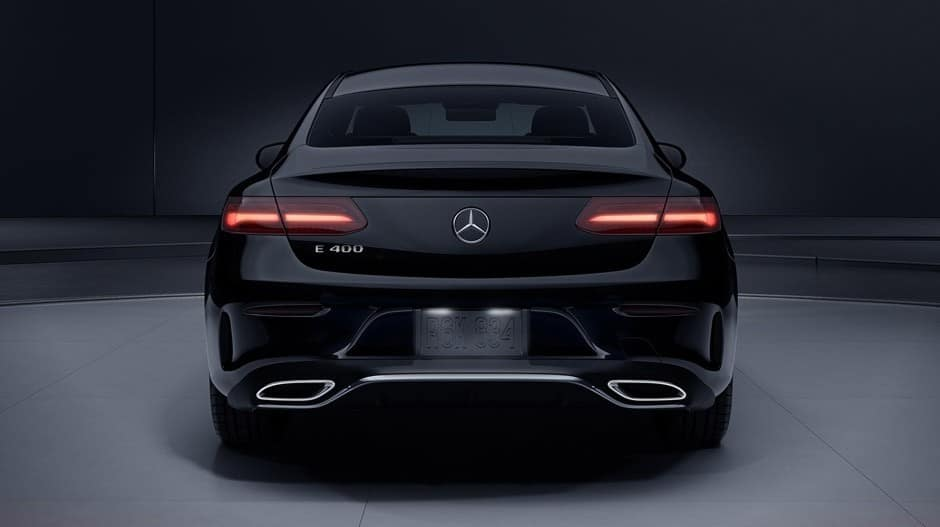 A Quick Intro To The New 2018 Mercedes Benz E Class
