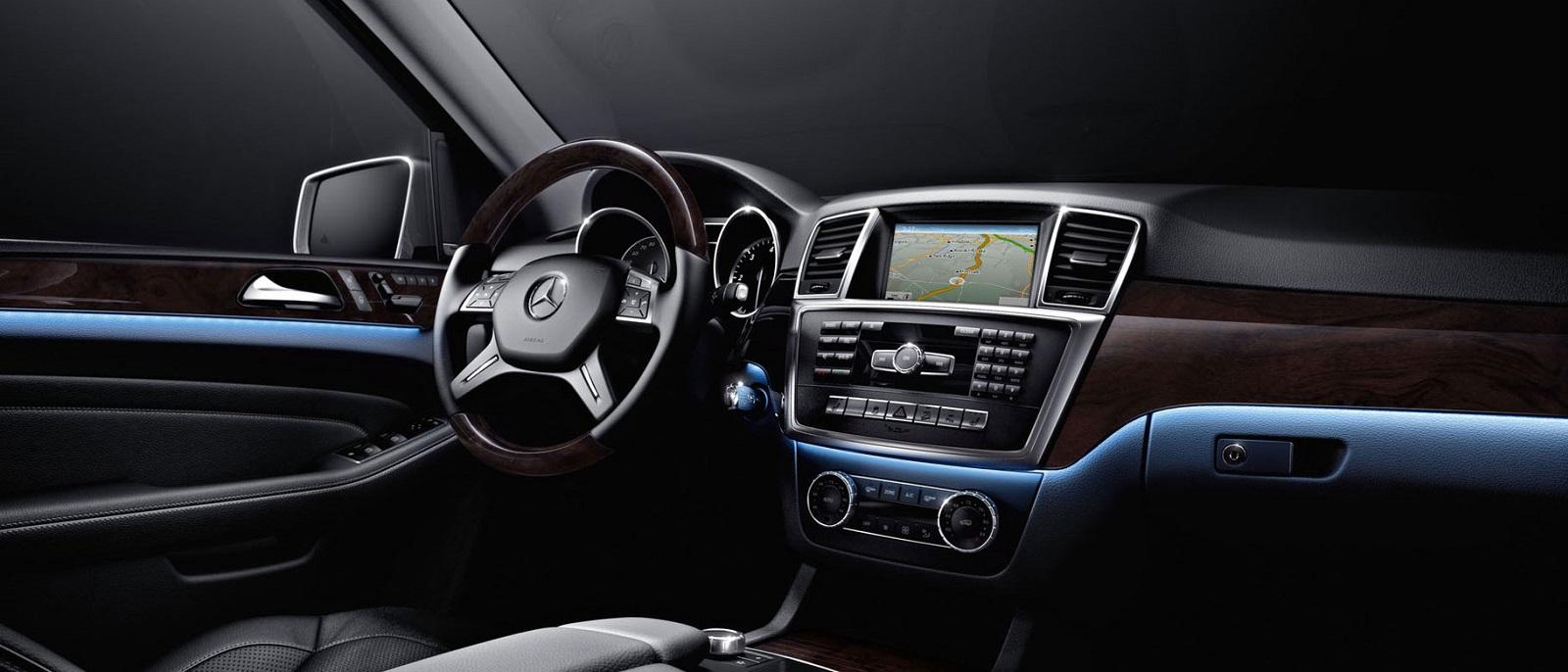2015 m class interior