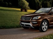 The 2015 Mercedes-Benz M-Class ML 350's Feature-Packed Interior