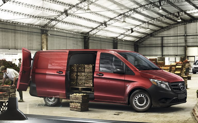 2016 Metris Van Finance Offers