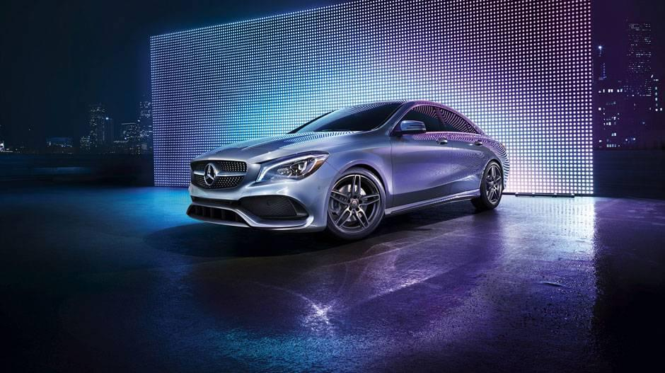 The 2017 mercedes benz cla 250 vs the 2017 lexus is 350 for Mercedes benz cla 350