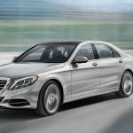 2016 Mercedes-Benz S 550 Plug-In Hybrid Sedan