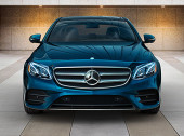2017 Mercedes-Benz E-Class – The Future is Now