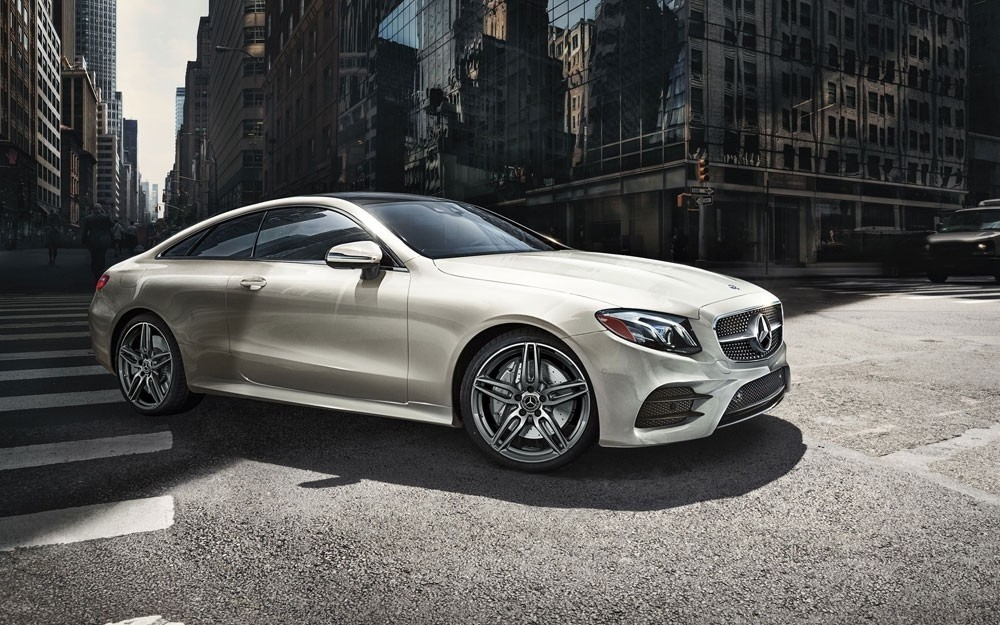 2018 Mercedes-Benz E 400 Coupe