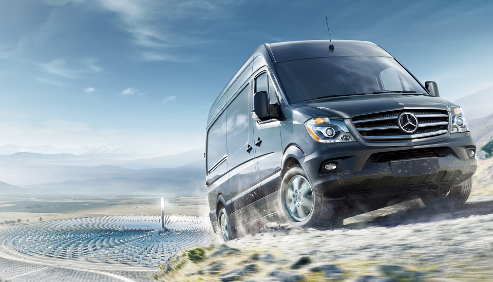 2016 Sprinter Finance Offers