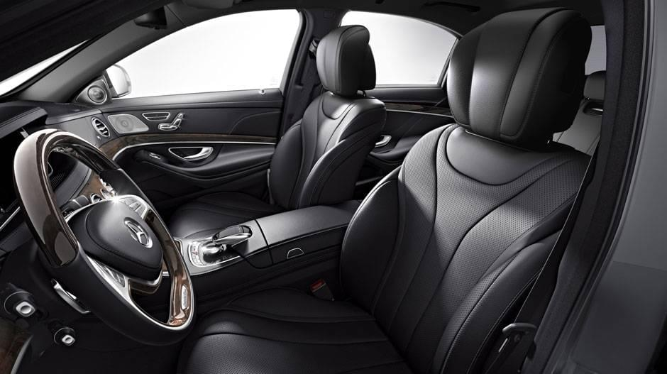 2017 Mercedes-Benz S 550 Plug-In Hybrid Sedan