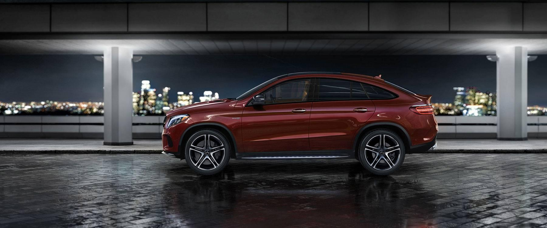 the 2017 mercedes benz amg gle 43 sports activity coupe