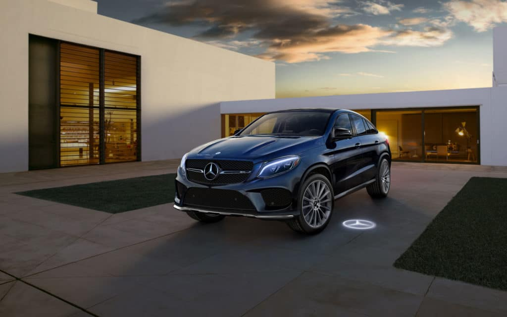 2018 Mercedes-AMG GLE 43 Coupe