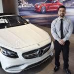 Perwez Said-Mercedes-Benz of Fremont