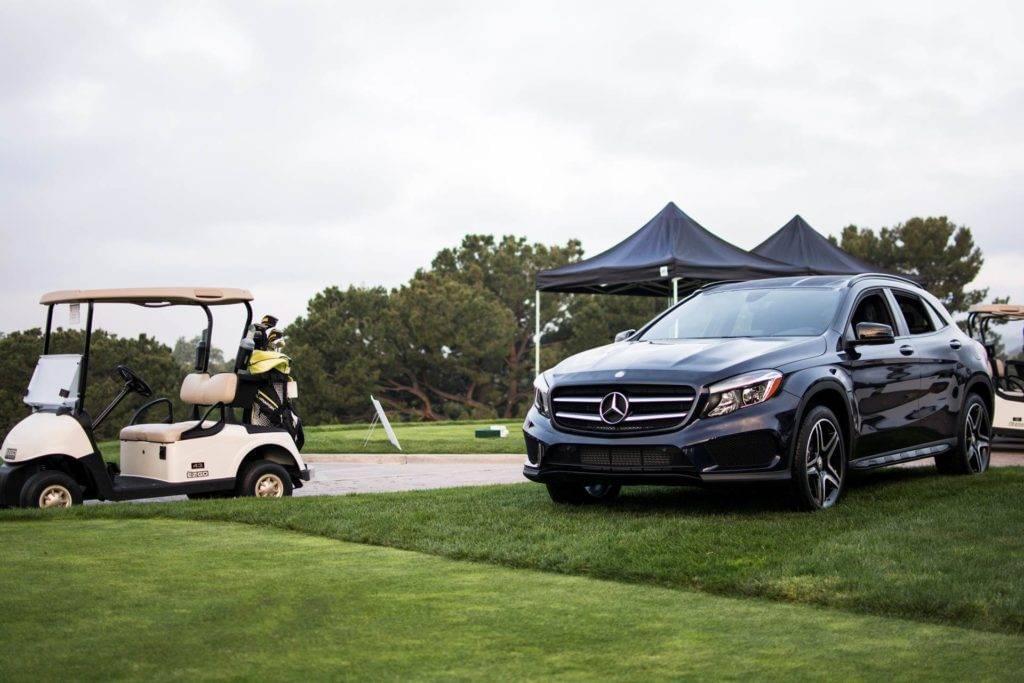 GLA on Golf Course