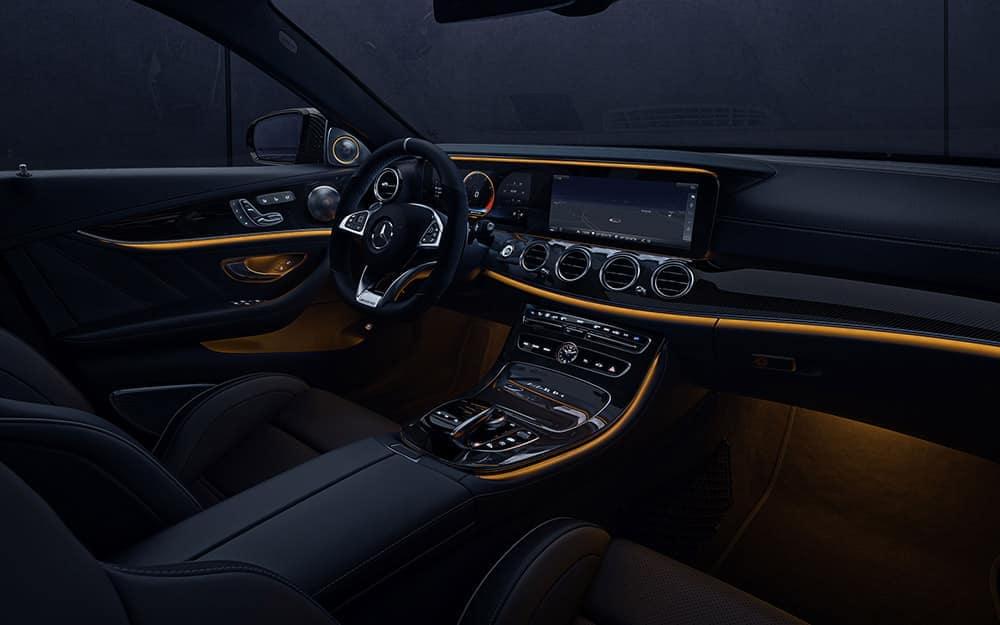 2018 Mercedes-AMG E 63 S Sedan