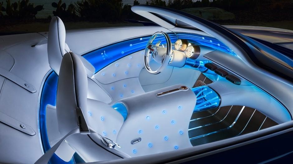 Mercedes-Benz Maybach Interior