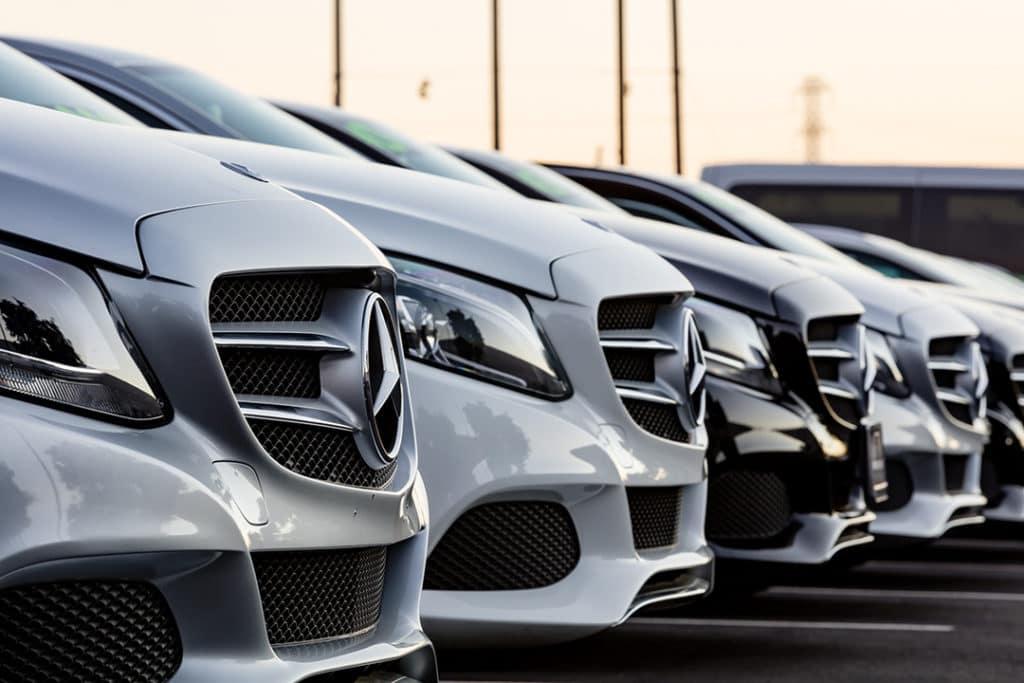 Mercedes-Benz Models