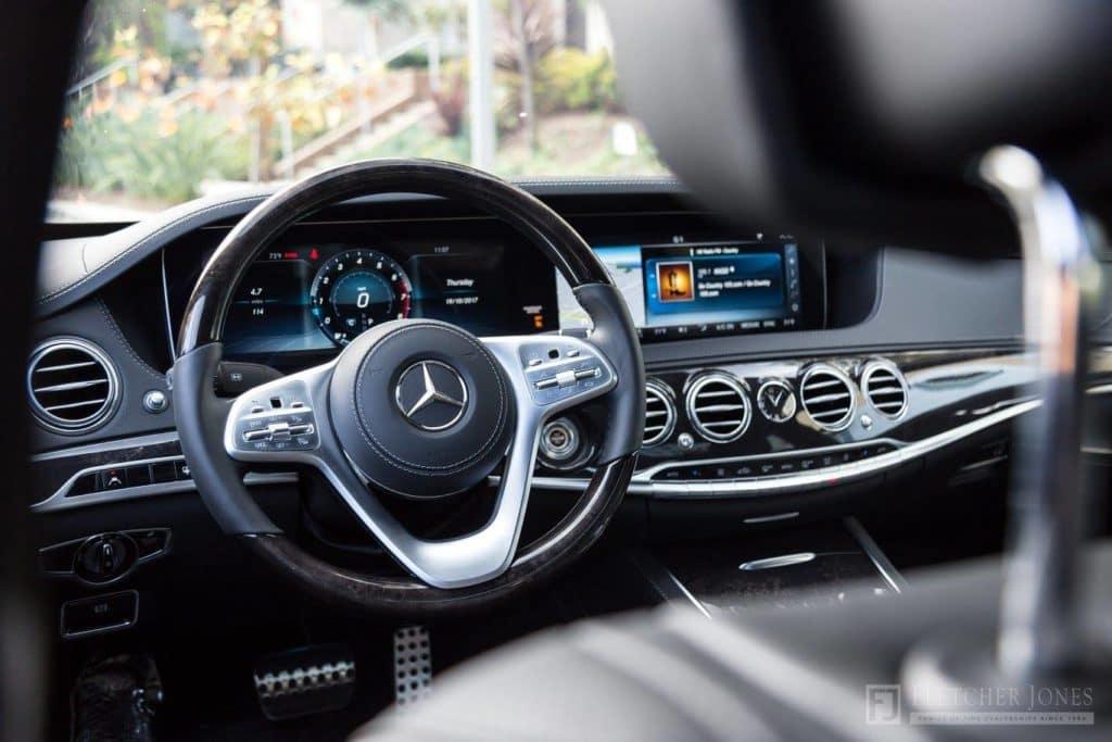 2018 Mercedes-Benz S-Class Interior